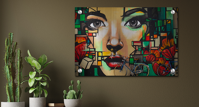 How To Decor Your Home With Metal Prints