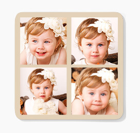 Four Photos Coasters