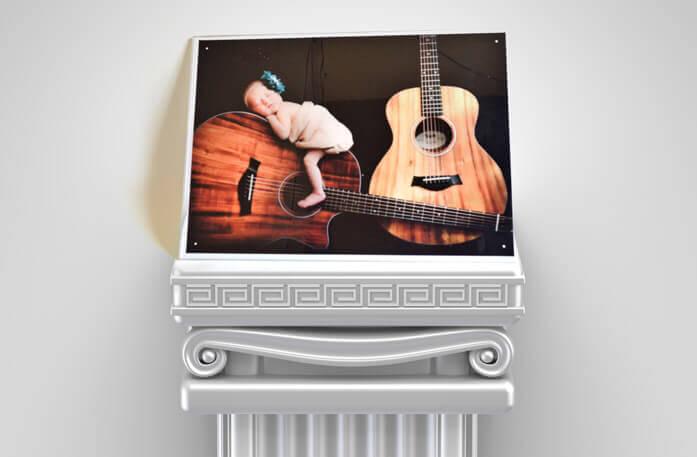 Acrylic slide1