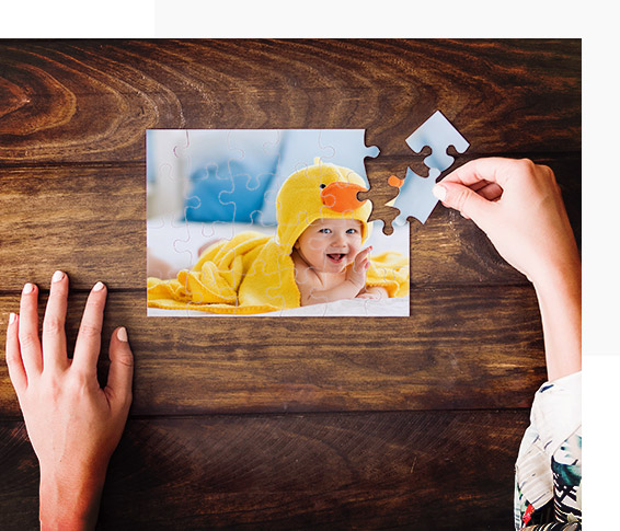 Personalised Photo Jigsaws for your Loved one