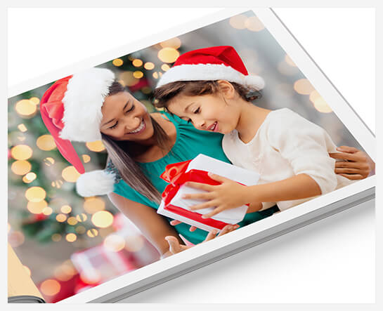Glossy Paper Photo Books