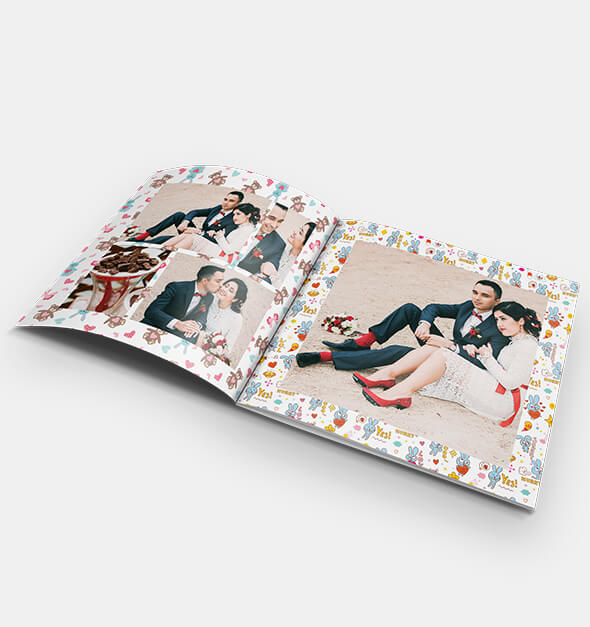 Create your own Photo Books
