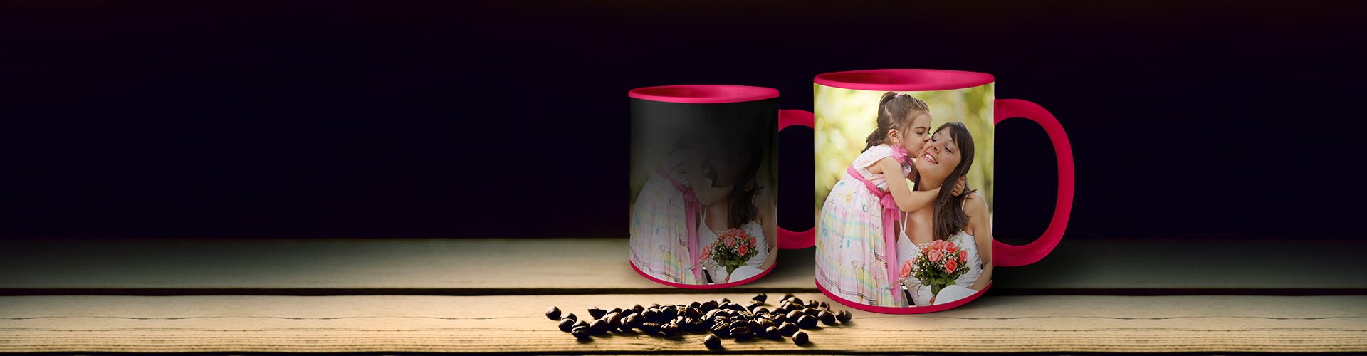 Magic Photo Mugs