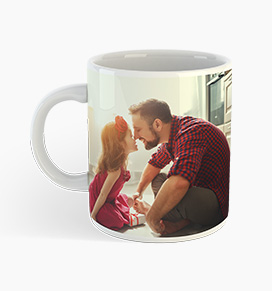personalised your holiday photos on mug