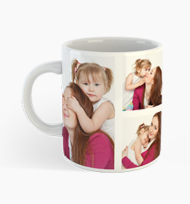 Collage Photo Mugs