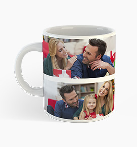 Family Photo Printed Mugs