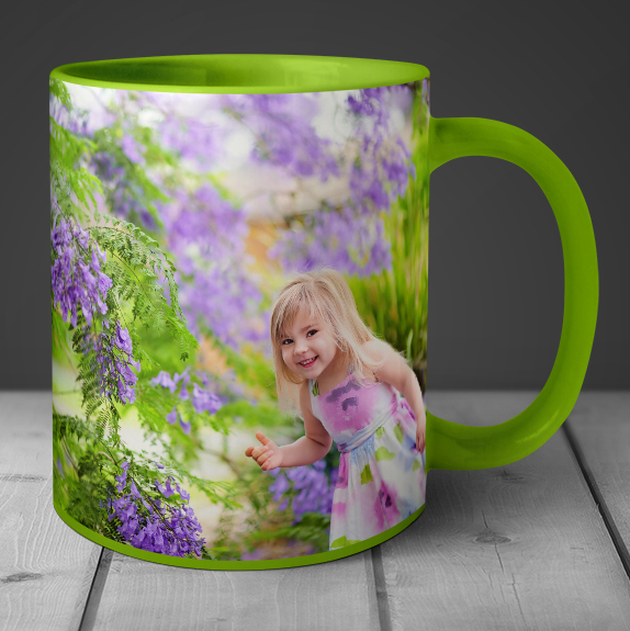 memories on mugs