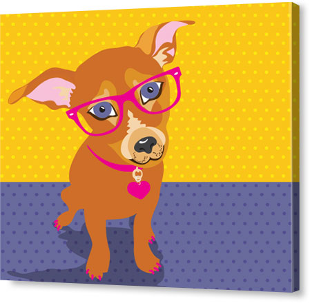 Print your personal pet pop art and decor your wall